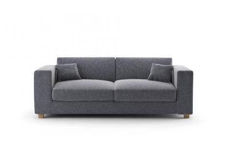 Zena double sofa
