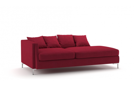 Capri double sofa