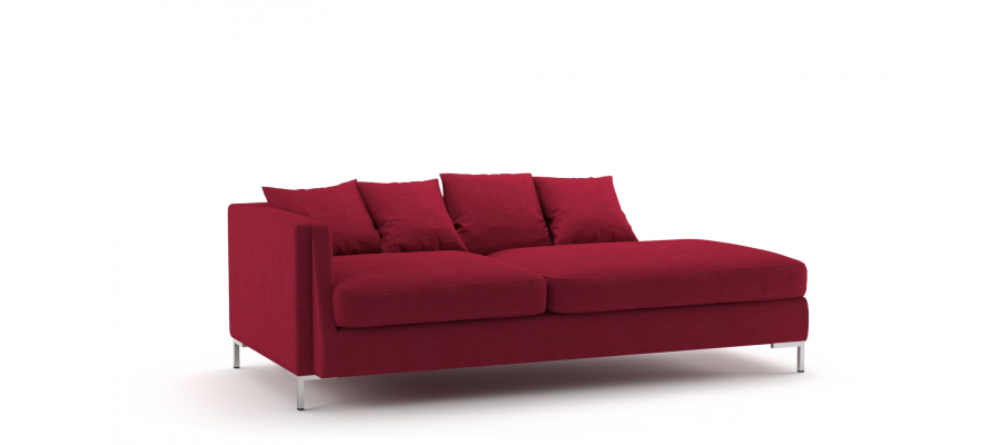 Capri double sofa